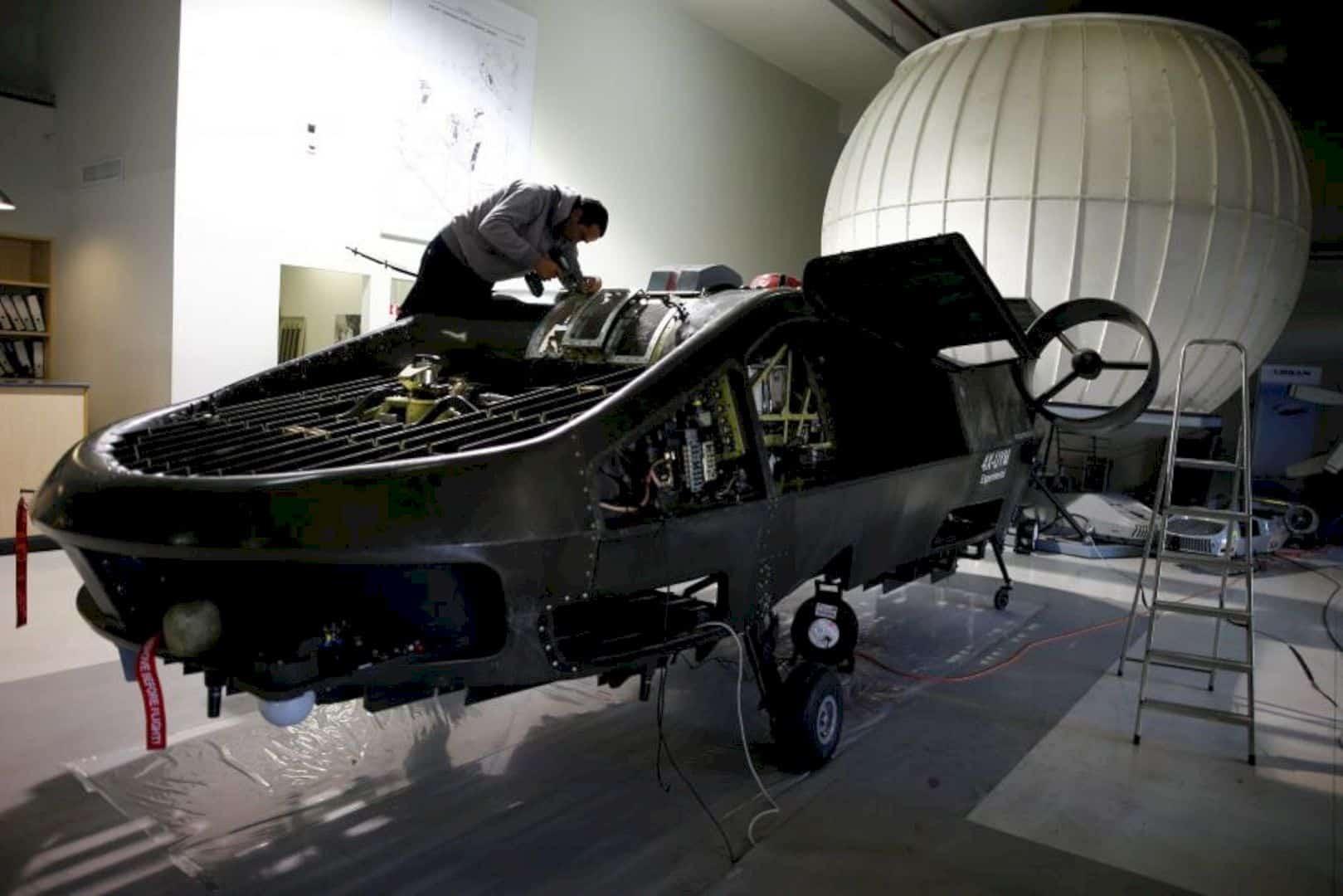 Cormorant By Tactical Robotics Ltd 2