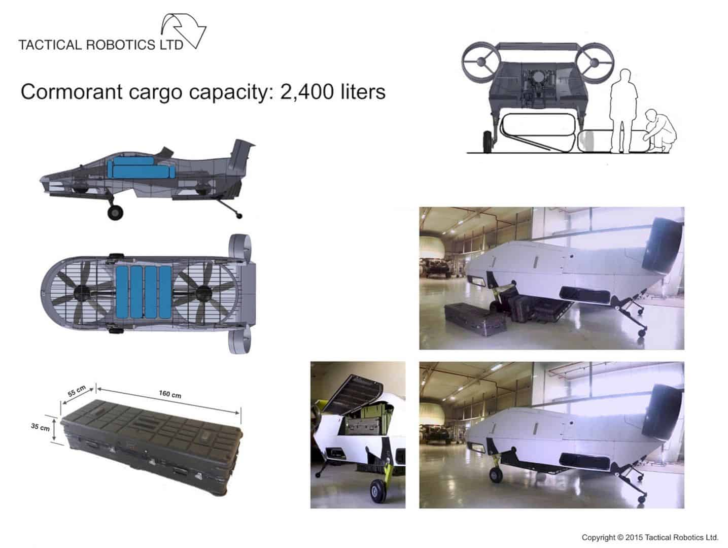 Cormorant By Tactical Robotics Ltd 4
