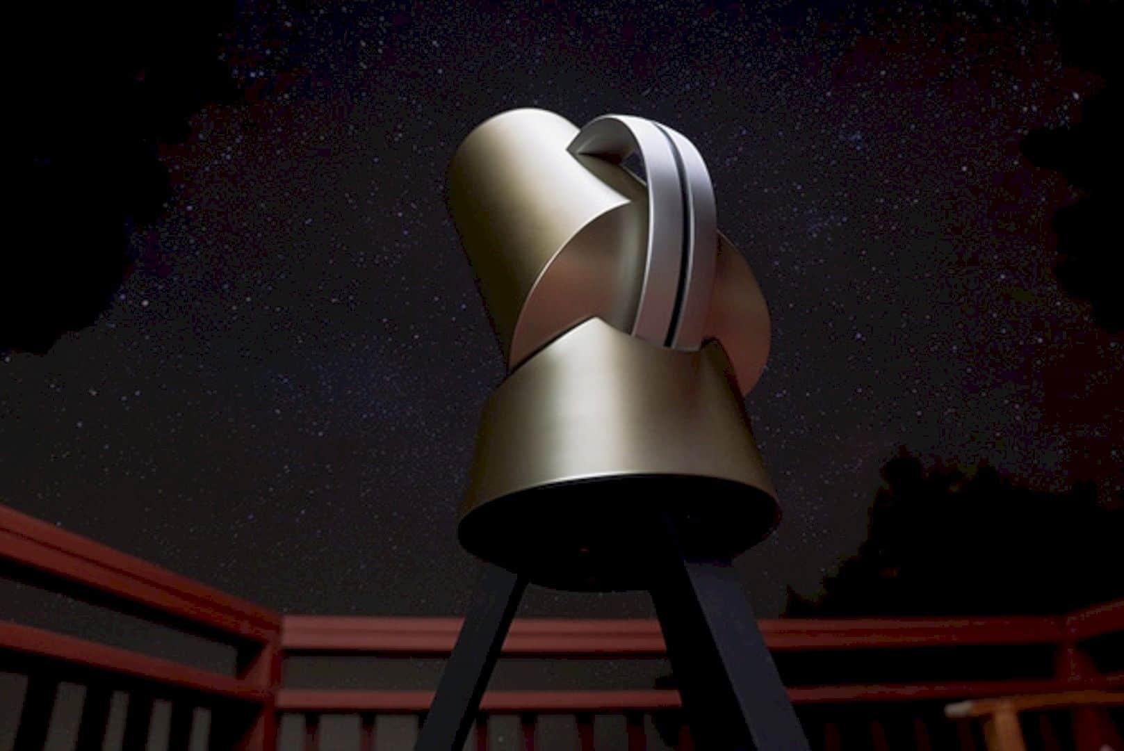 Hiuni: a smart connected go to telescope design listicle