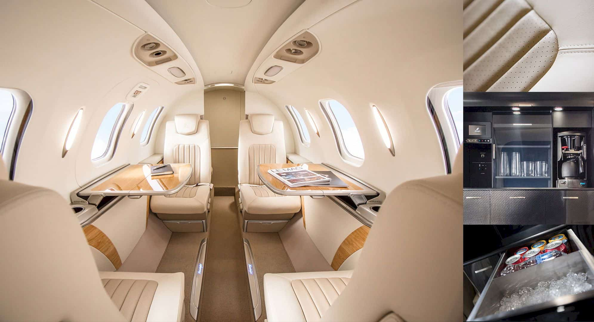 Hondajet Elite 3
