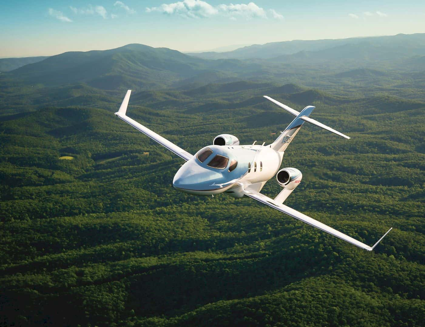 Hondajet Elite 5
