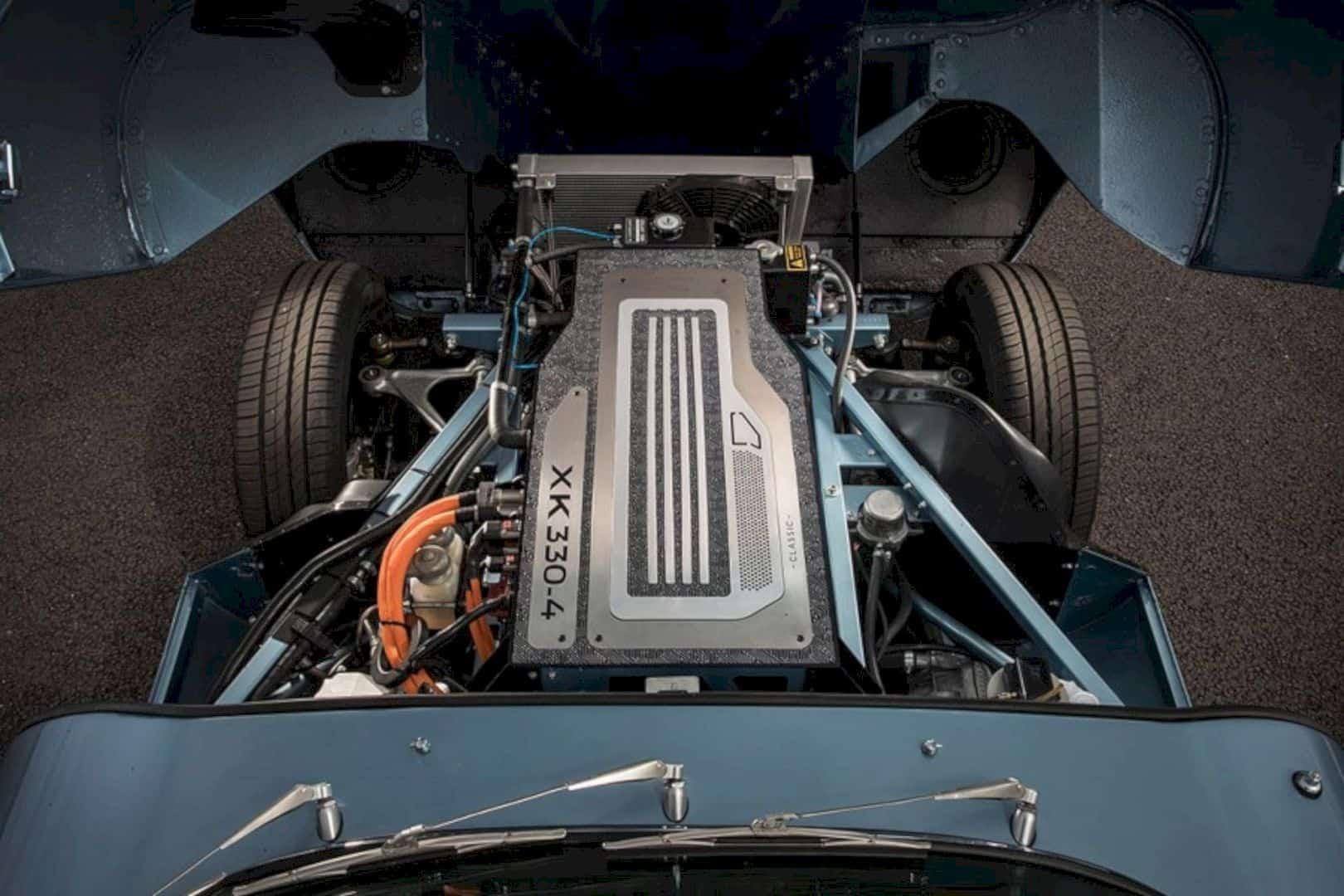 Jaguar E Type Concept Zero 4