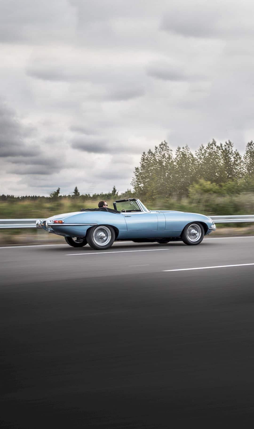 Jaguar E Type Concept Zero 6