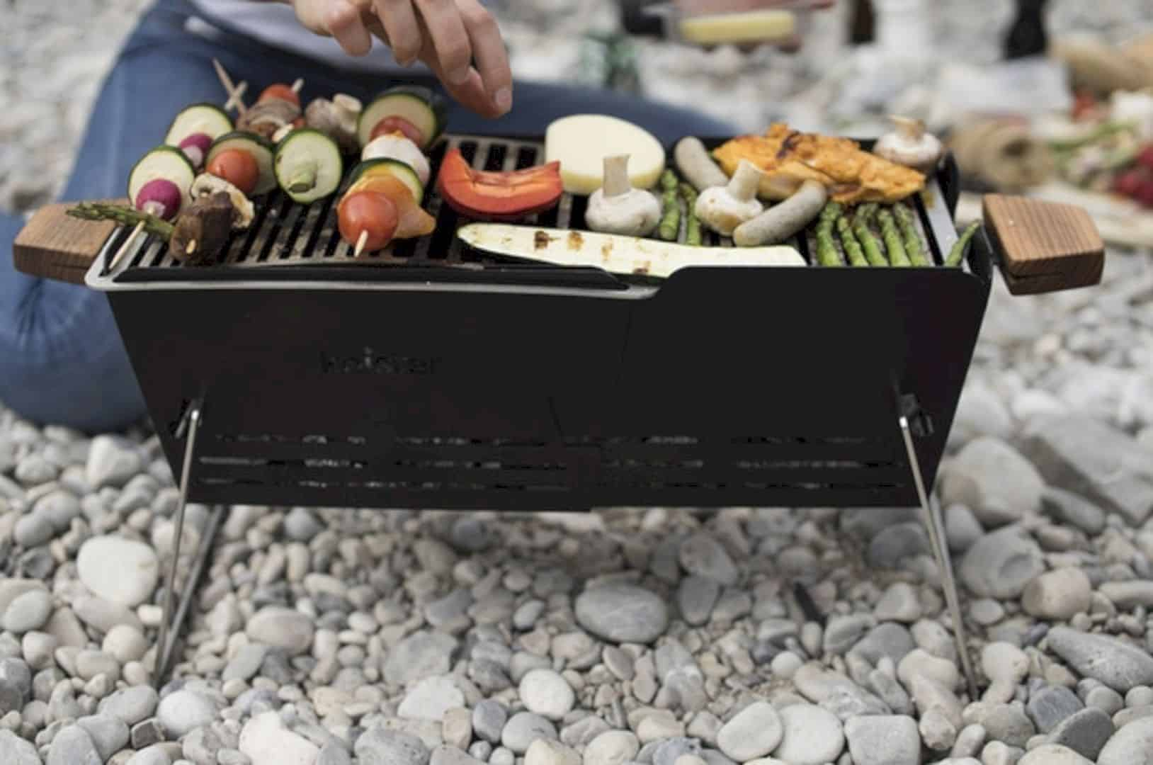 Knister Grill 8