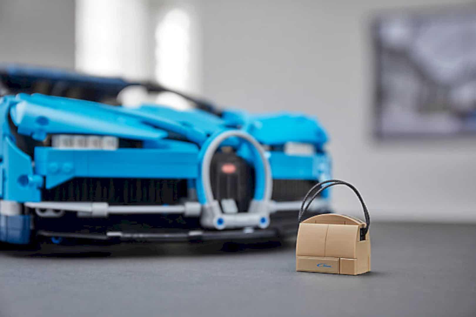 Lego® Technic™ 42083 Bugatti Chiron 4