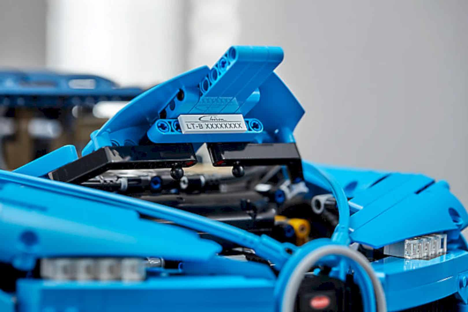 LEGO® Technic™ 42083 Bugatti Chiron – Unlock The Exclusive Model