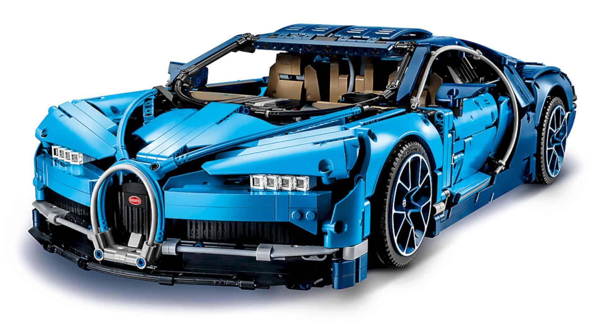 Lego® Technic™ 42083 Bugatti Chiron 6