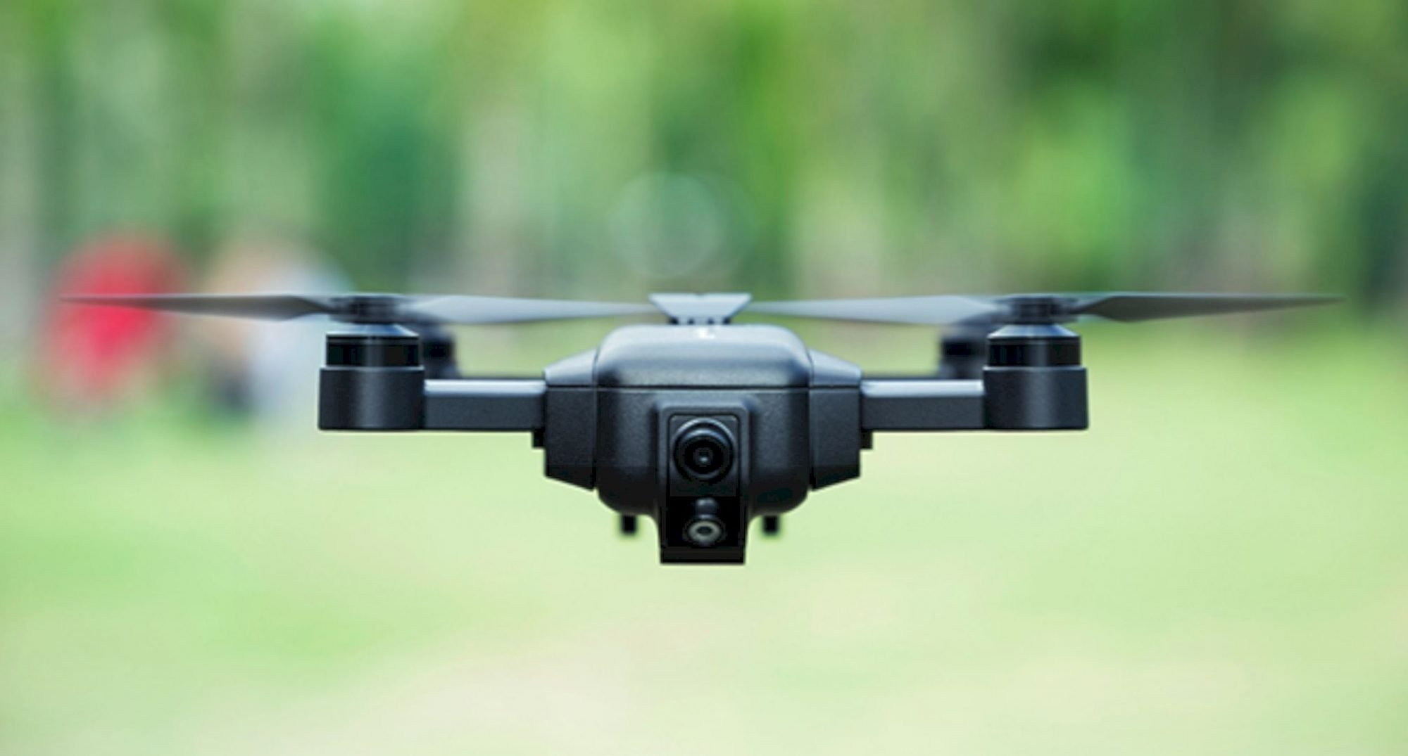 Mark Drone: The Ultra-intelligent 4K Foldable Drone