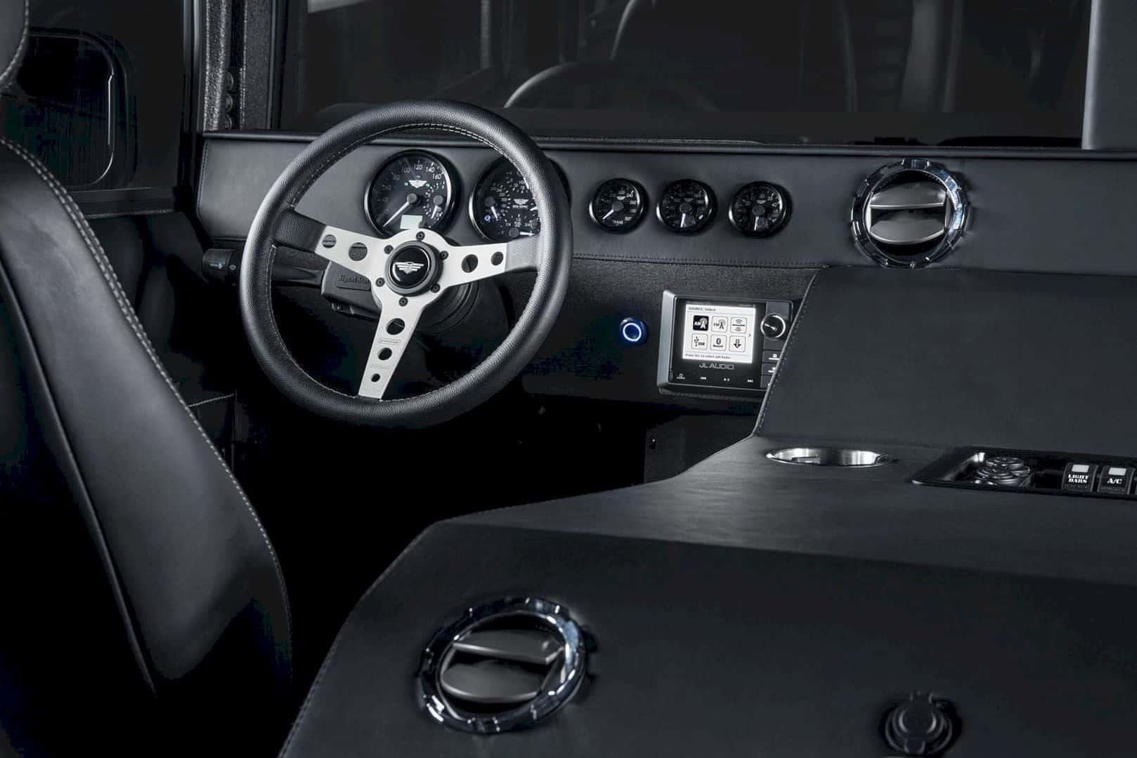 Mil Spec Automotive Hummer H1 Launch Edition 2