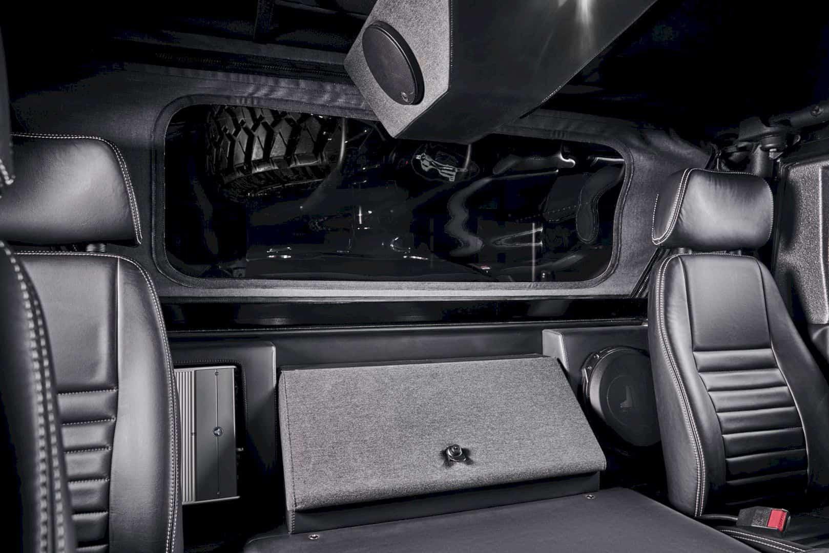 Mil Spec Automotive Hummer H1 Launch Edition 3