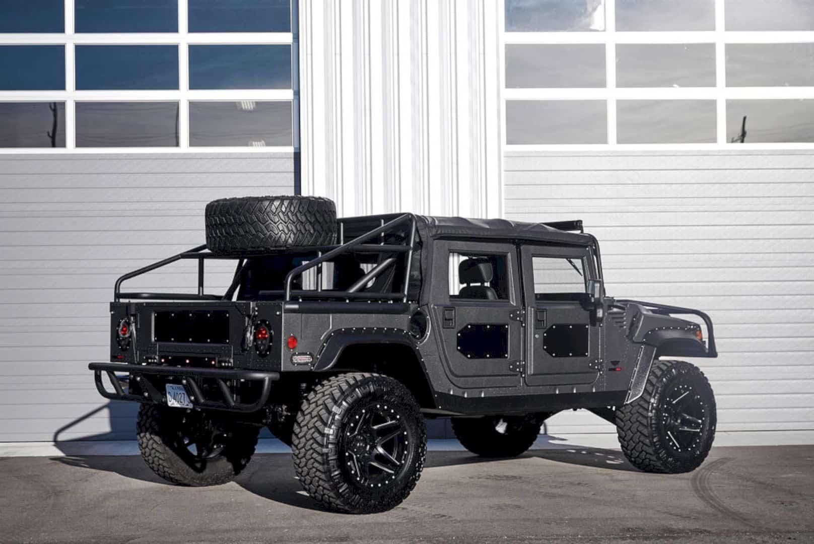 Mil Spec Automotive Hummer H1 Launch Edition 5