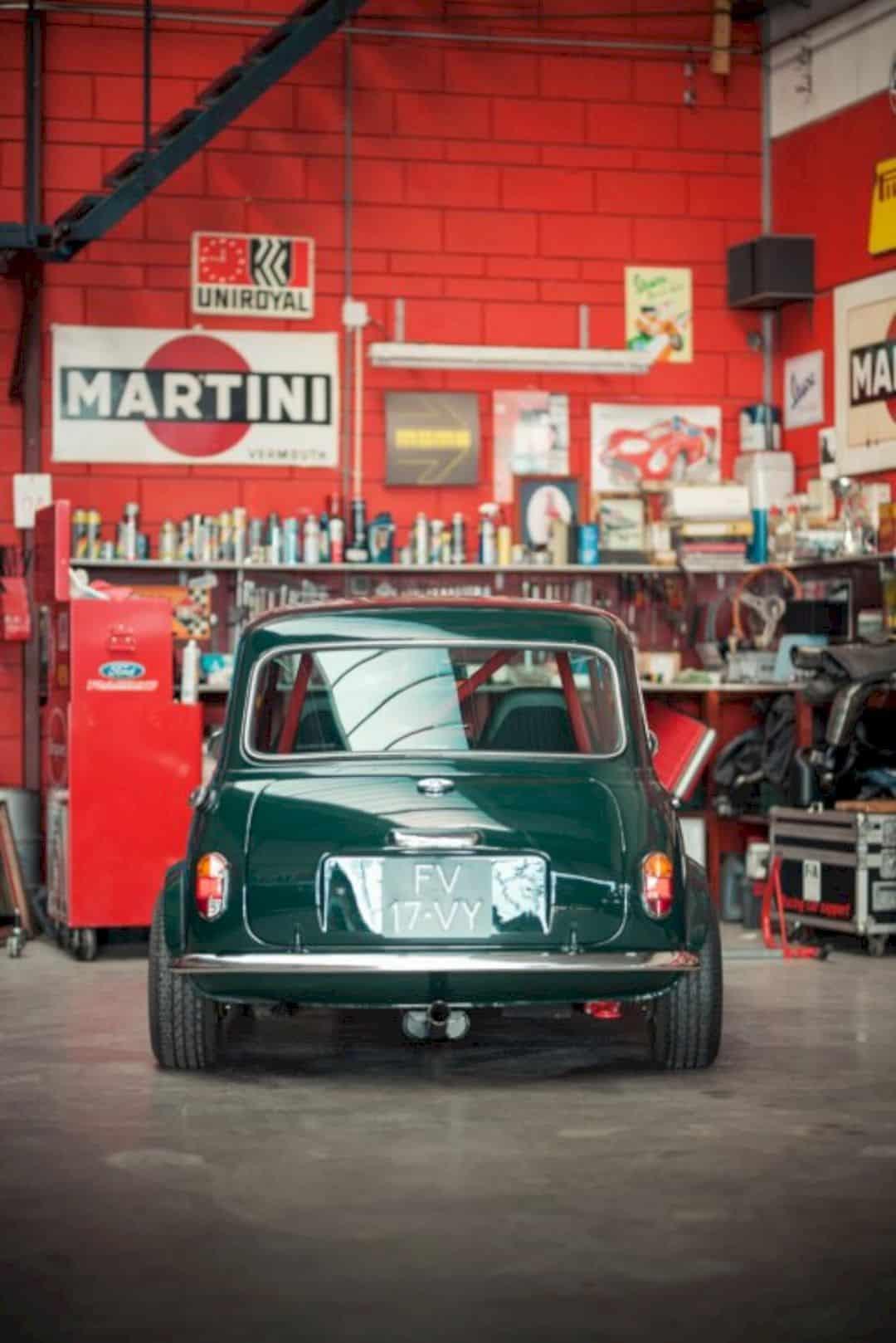 Mini Classic Cooper By Img St 5