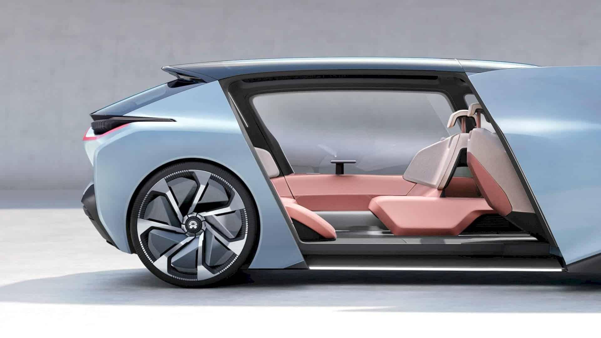 Nio Eve: The Vision of the Future