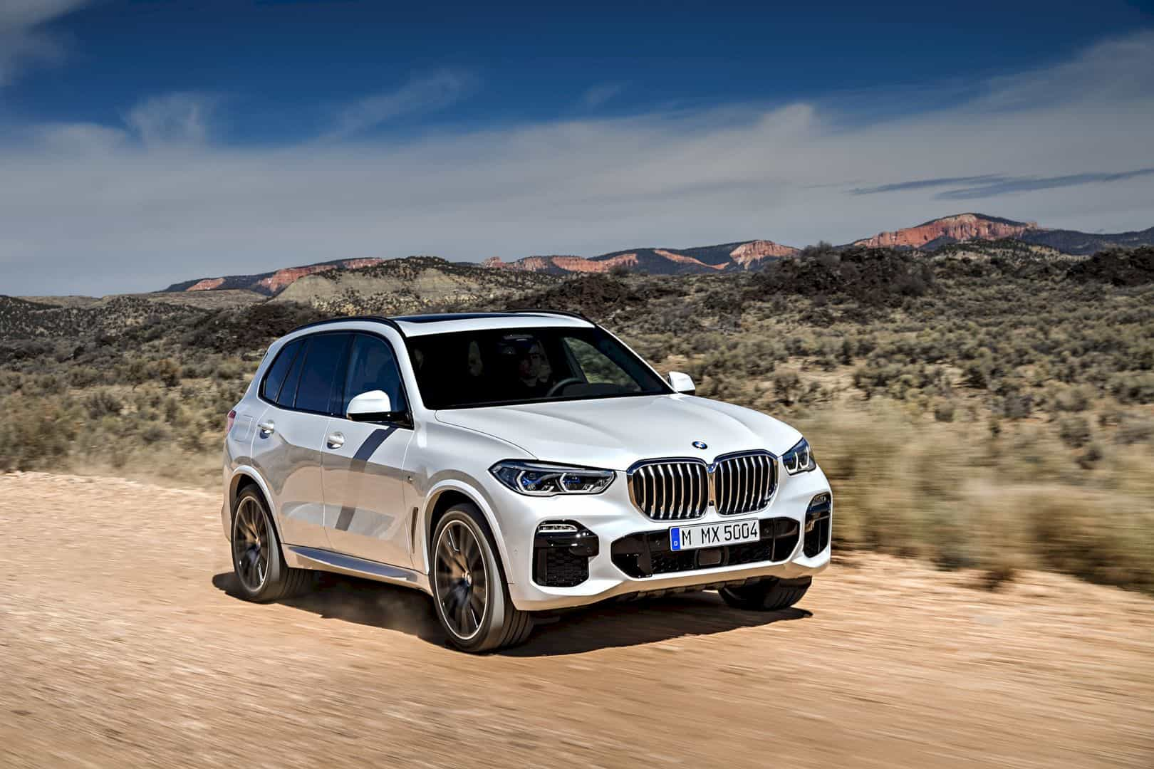 The All New 2019 Bmw X5 4