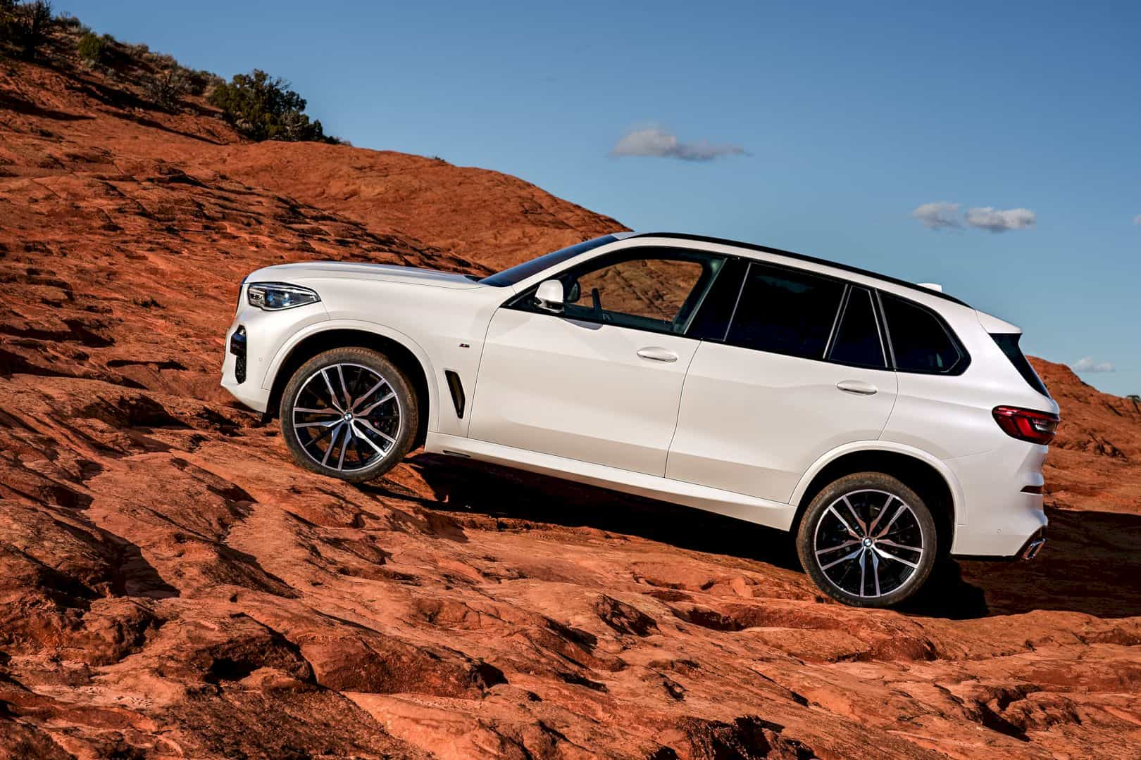 The All New 2019 Bmw X5 5