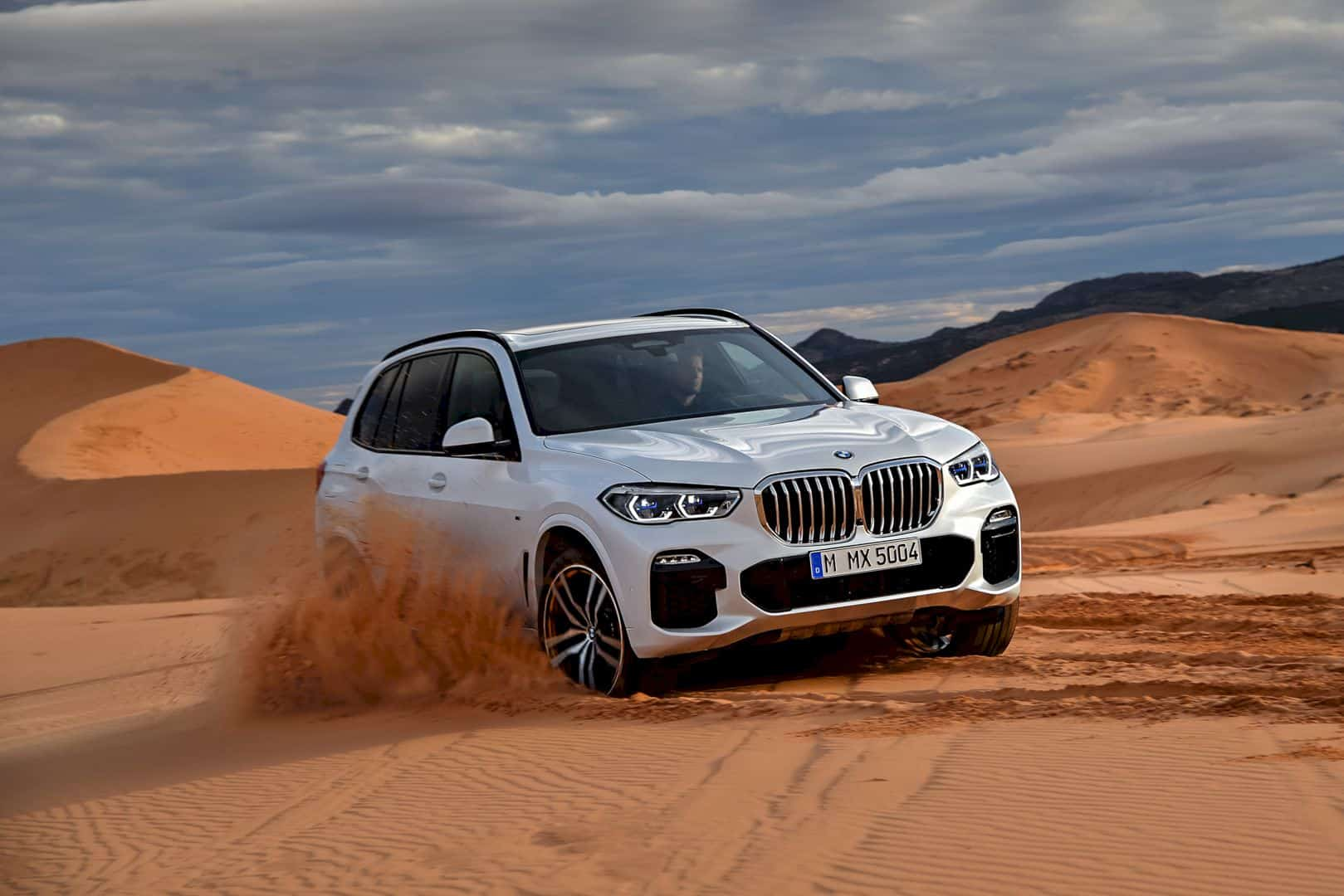 The All New 2019 Bmw X5 6