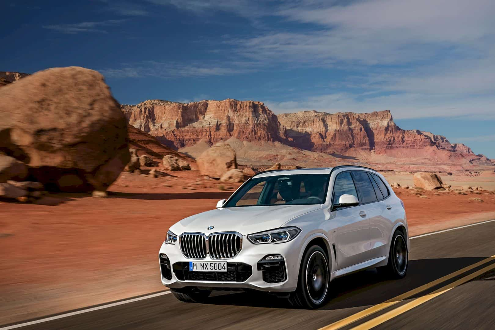 The All New 2019 Bmw X5 7