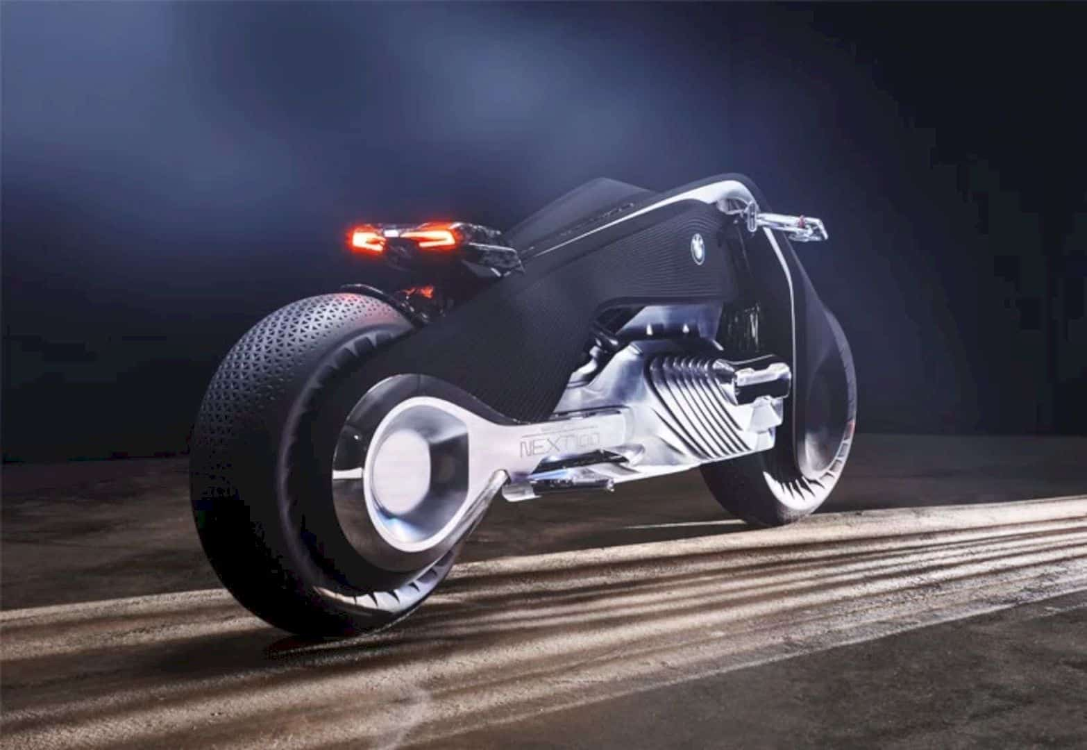 The Bmw Vision Next 100 Concept Motorcycle 4