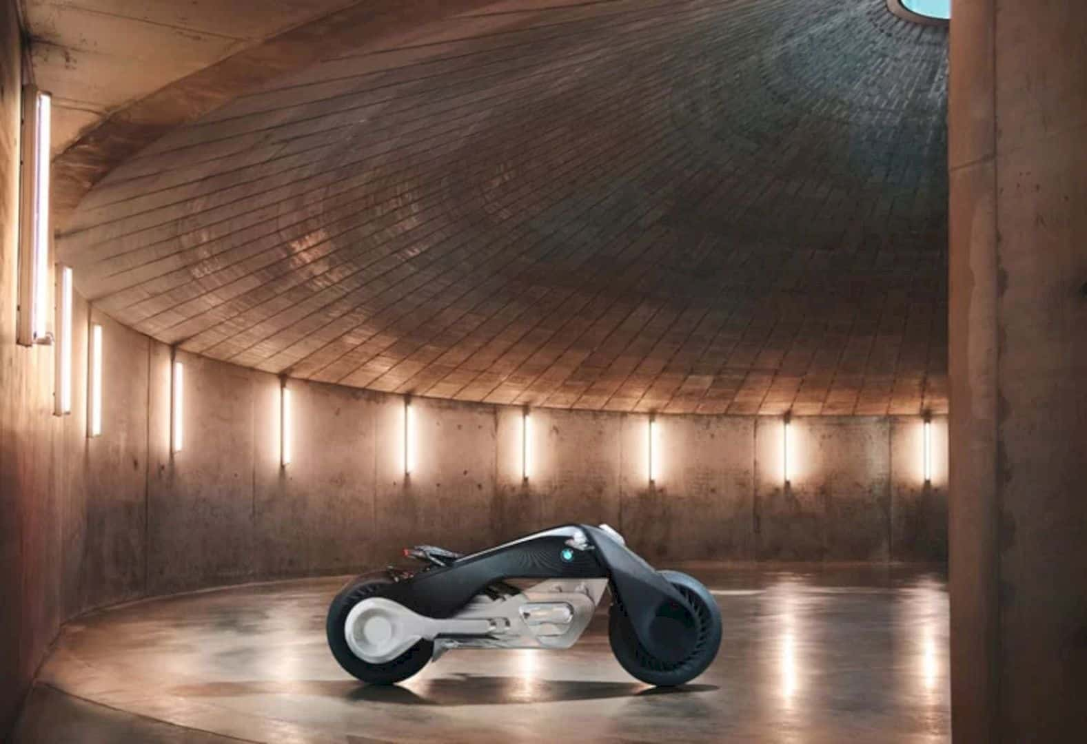 The Bmw Vision Next 100 Concept Motorcycle 6