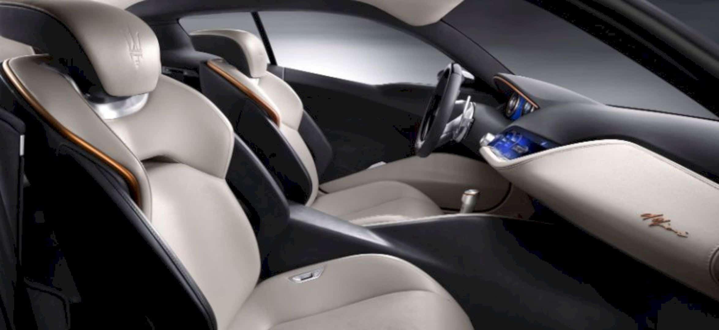 The Maserati Alfieri Concept Car 3