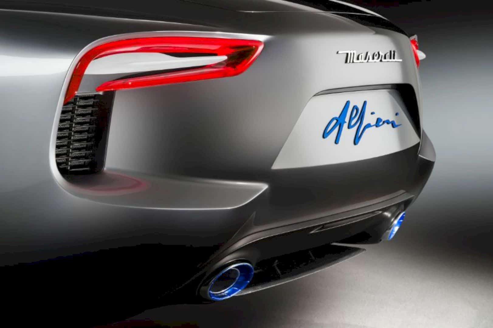 The Maserati Alfieri Concept Car 4