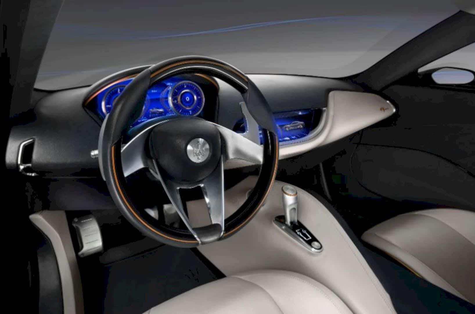 The Maserati Alfieri Concept Car 5