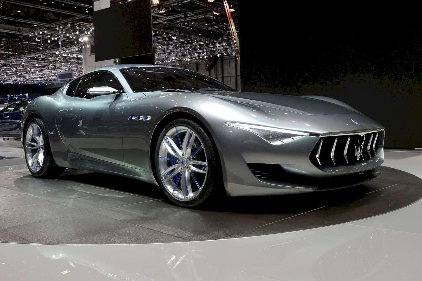 The Maserati Alfieri Concept Car 6