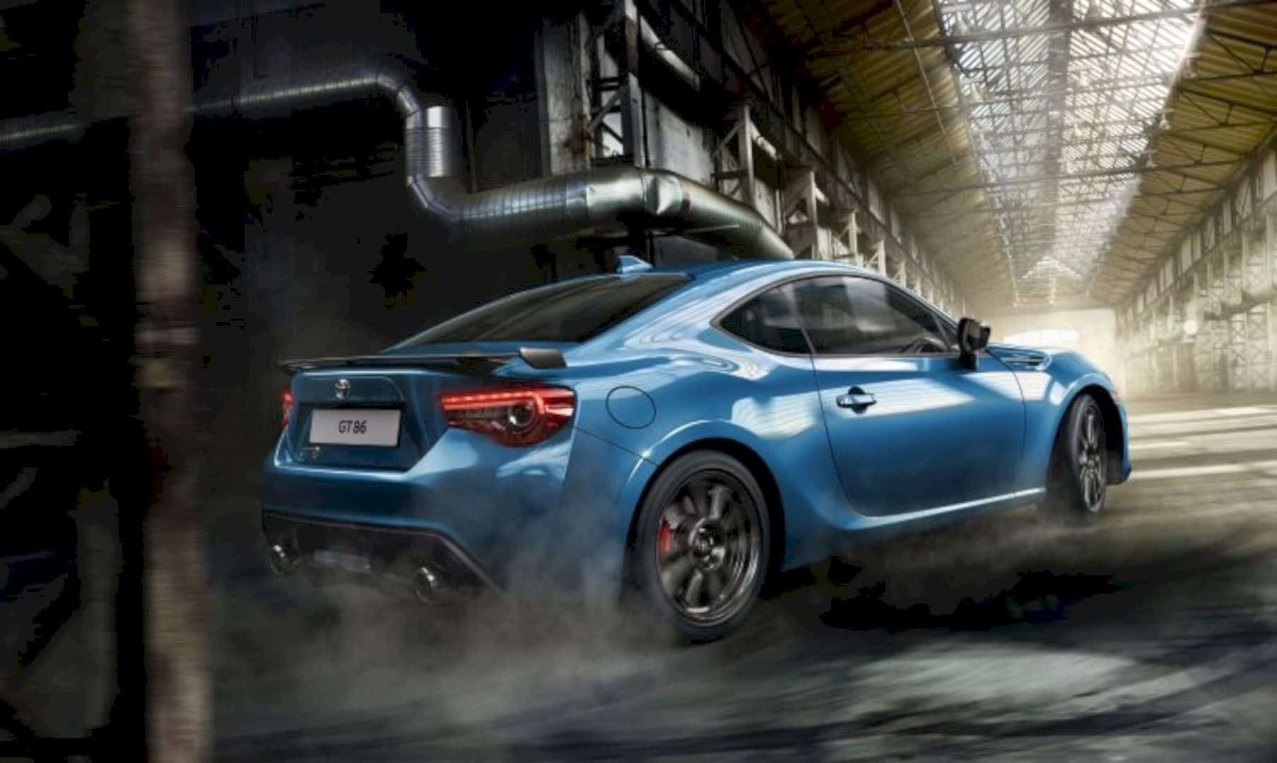 Toyota Gt86 Club Series Blue Edition 1