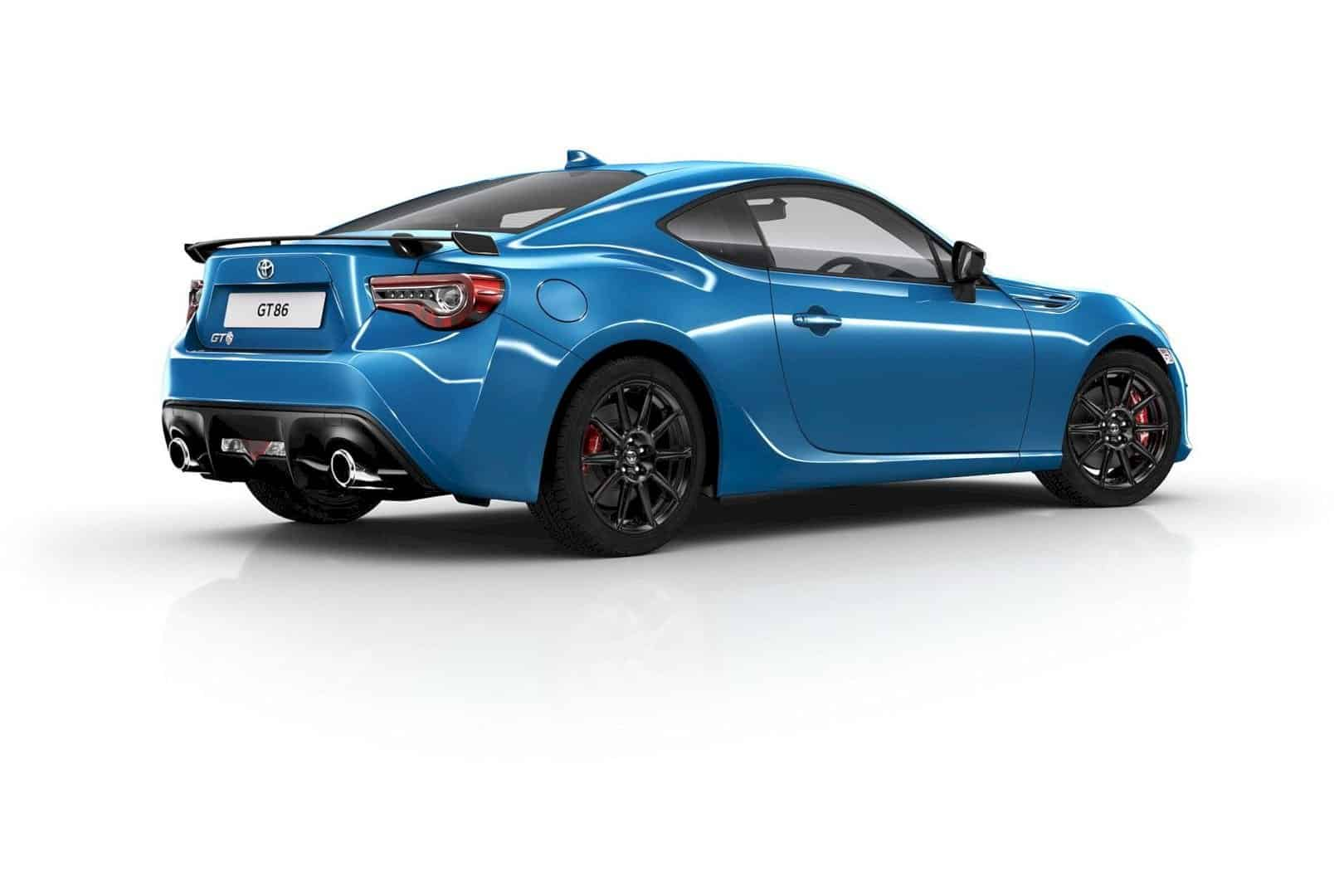 Toyota Gt86 Club Series Blue Edition 3