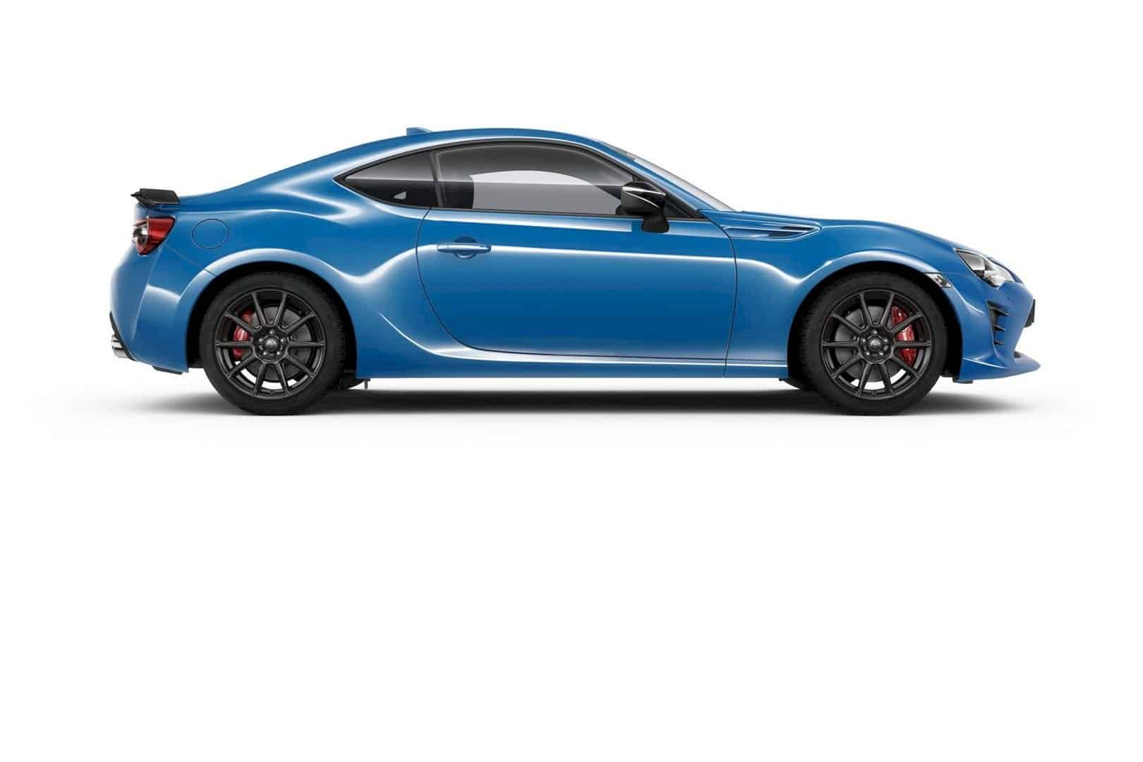Toyota Gt86 Club Series Blue Edition 4