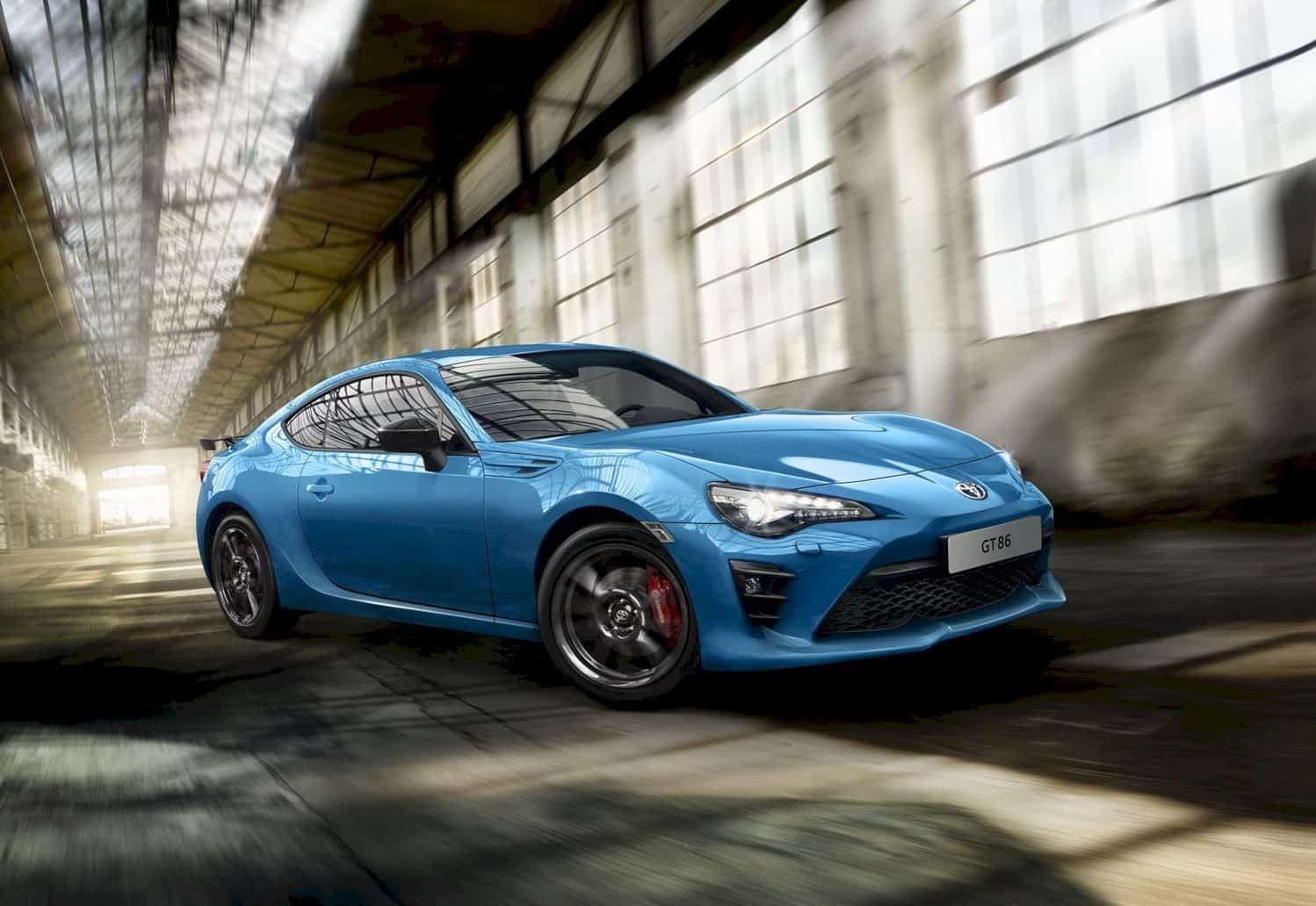 Toyota Gt86 Club Series Blue Edition 5