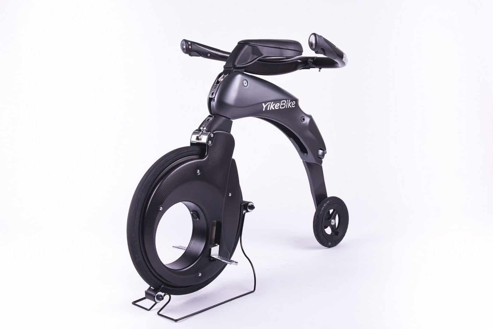 YikeBike – The Award Winning Fully Electric Folding Bike