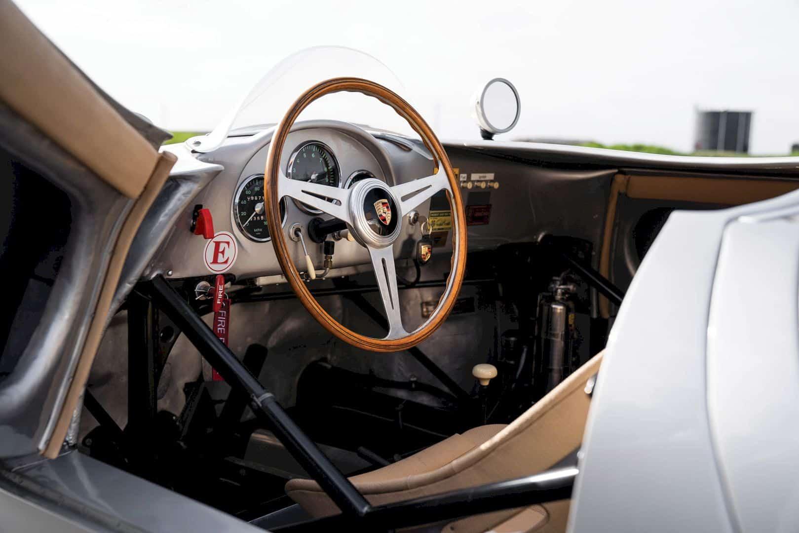 1957 Porsche 550 A 2
