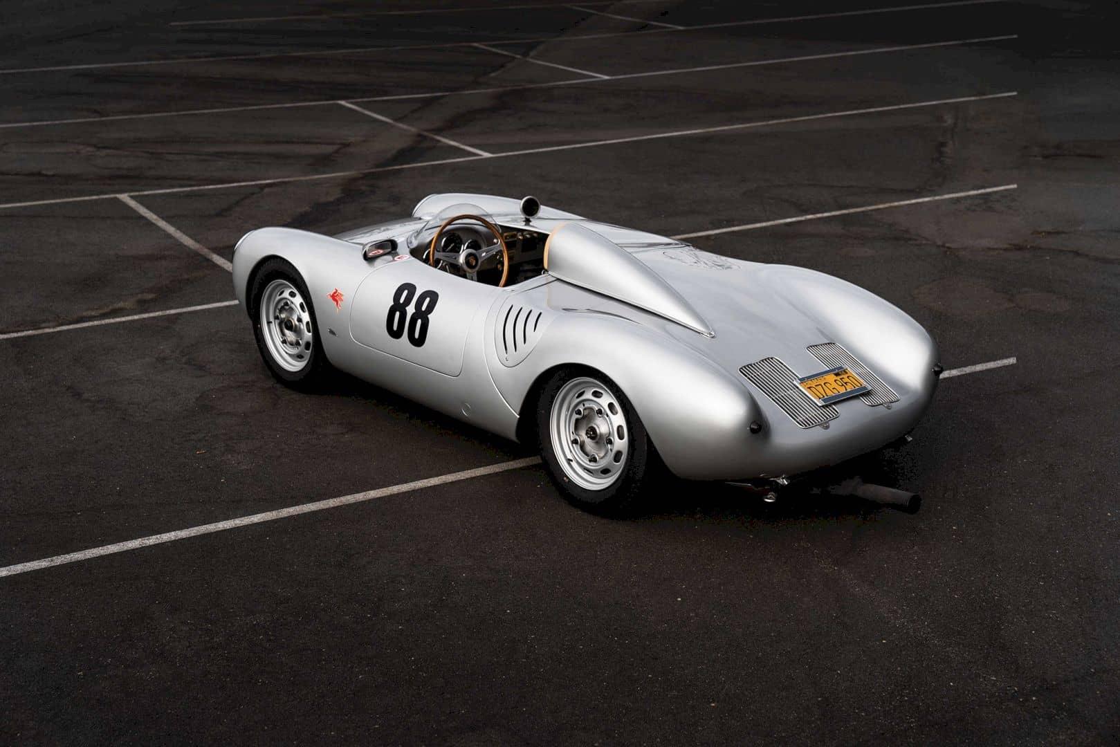 1957 Porsche 550 A 3