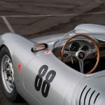 1957 Porsche 550 A: The Classic Pivot That Boost The Brand