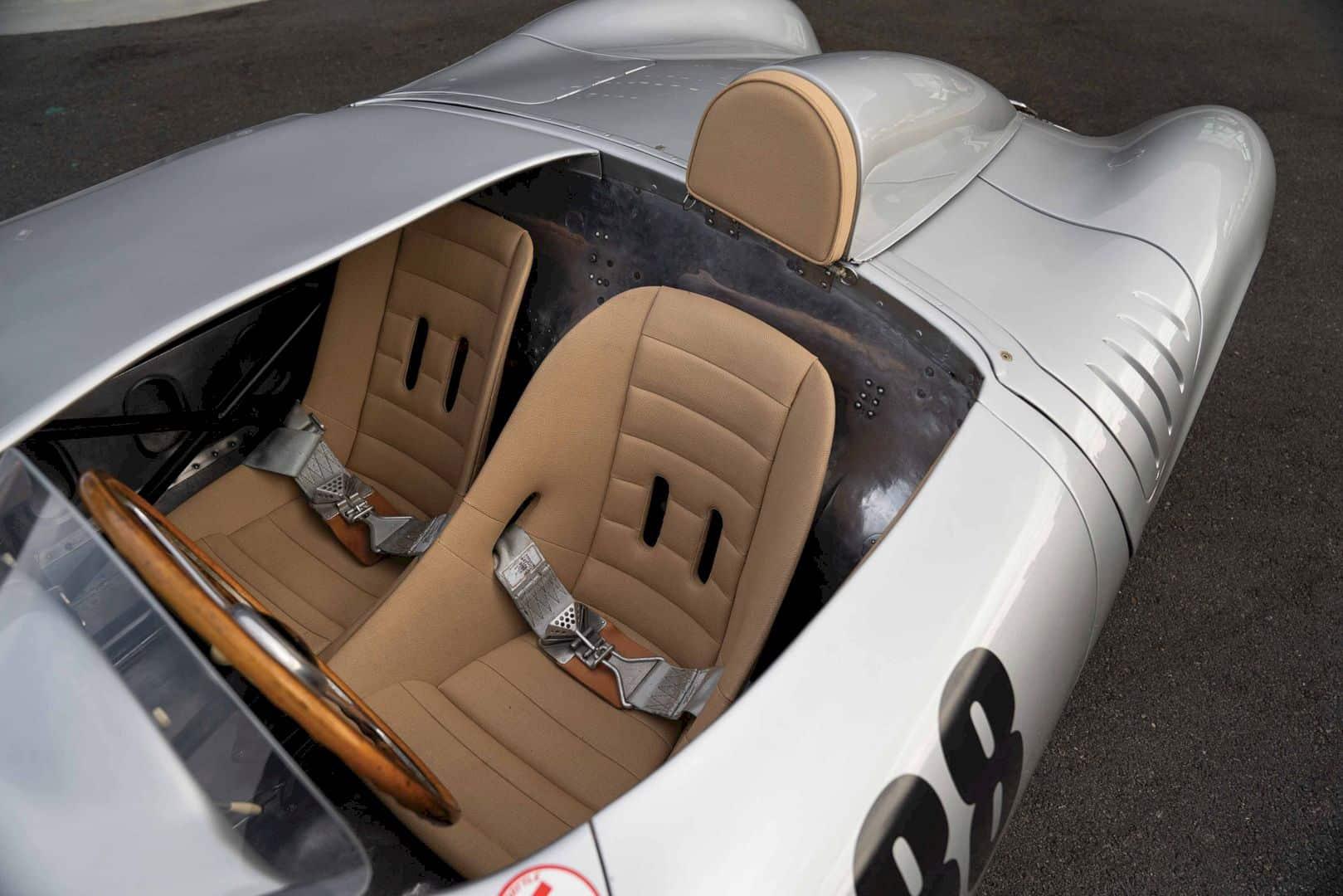 1957 Porsche 550 A 5