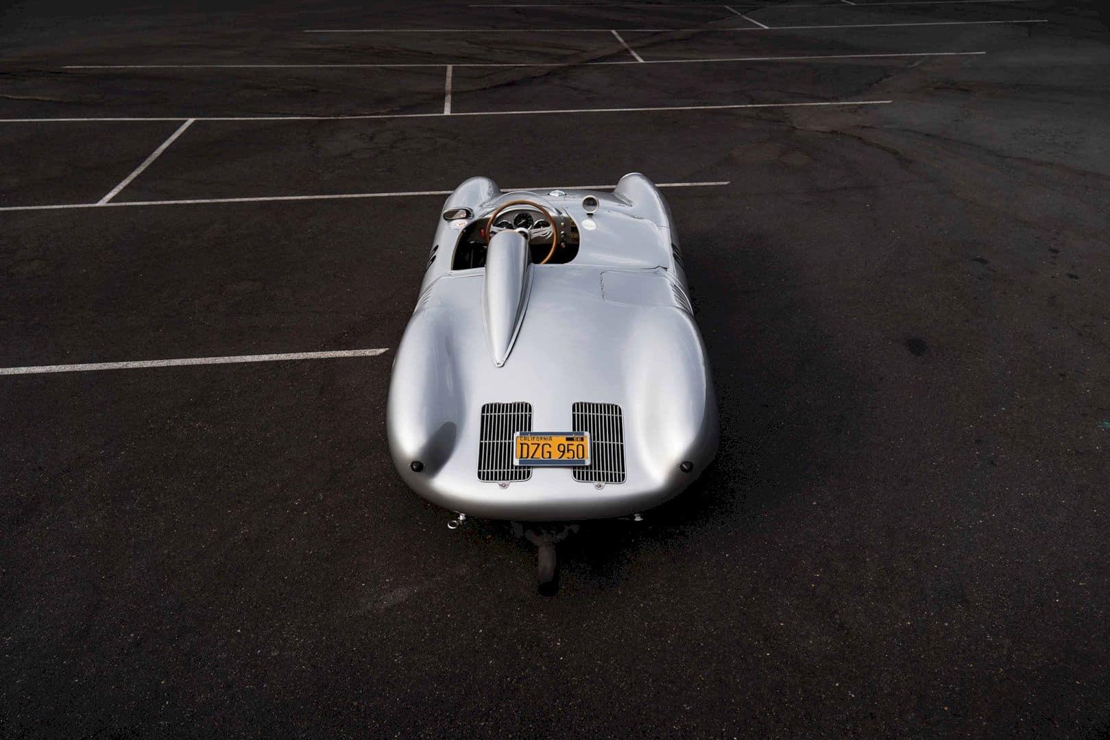 1957 Porsche 550 A 7
