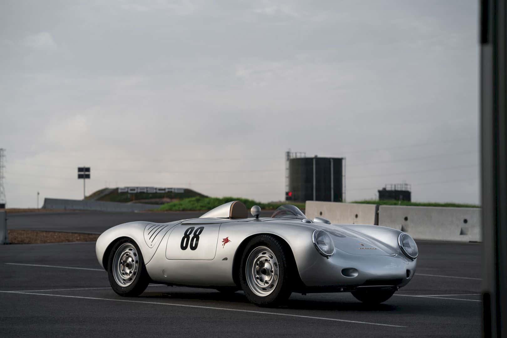 1957 Porsche 550 A 9