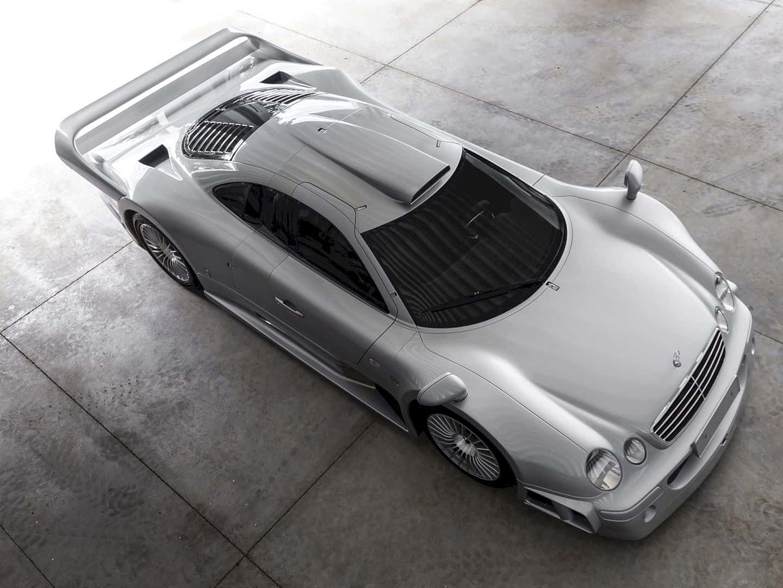 1998 Mercedes Benz Amg Clk Gtr 10