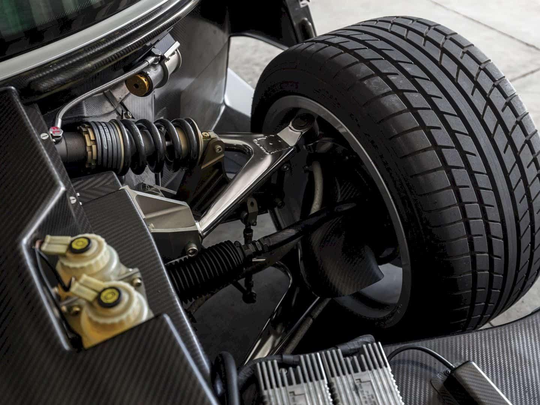 1998 Mercedes Benz Amg Clk Gtr 11