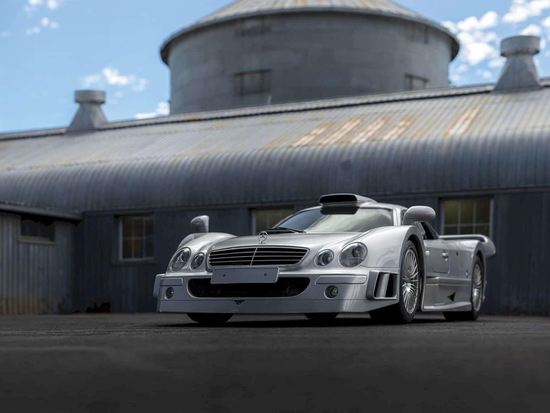 1998 Mercedes Benz Amg Clk Gtr 12