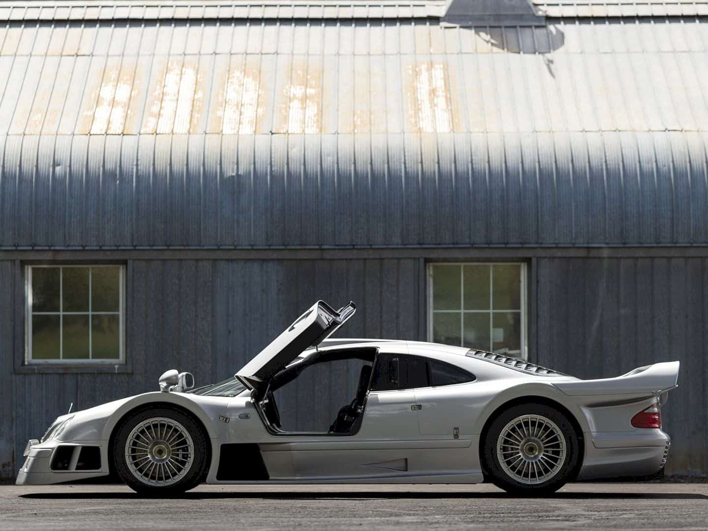 1998 Mercedes-Benz AMG CLK GTR: The Limited Edition Award Winning Car