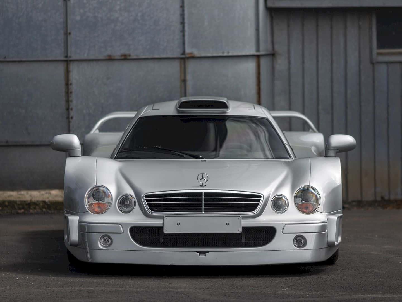 1998 Mercedes Benz Amg Clk Gtr 14