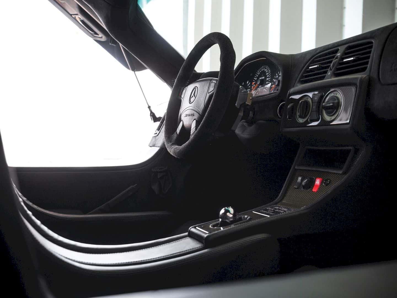 1998 Mercedes Benz Amg Clk Gtr 2