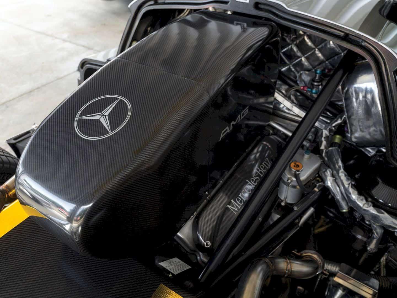 1998 Mercedes Benz Amg Clk Gtr 4