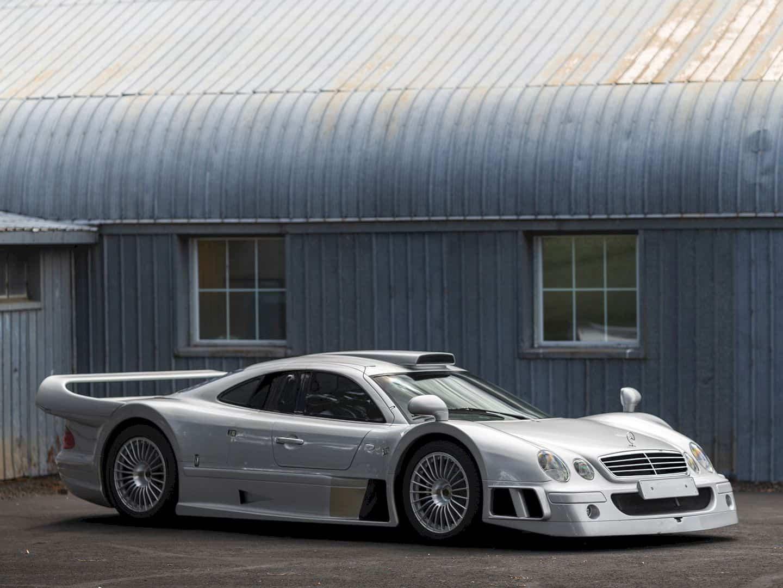 1998 Mercedes Benz Amg Clk Gtr 6