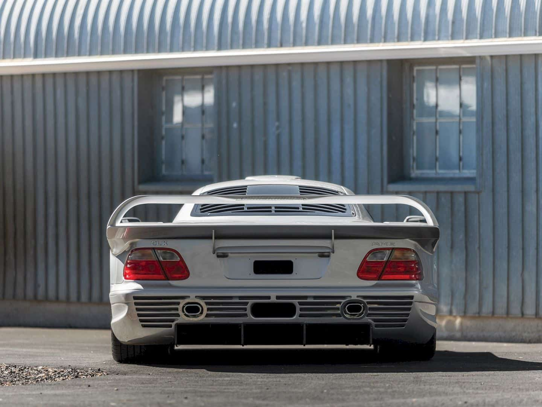 1998 Mercedes Benz Amg Clk Gtr 7