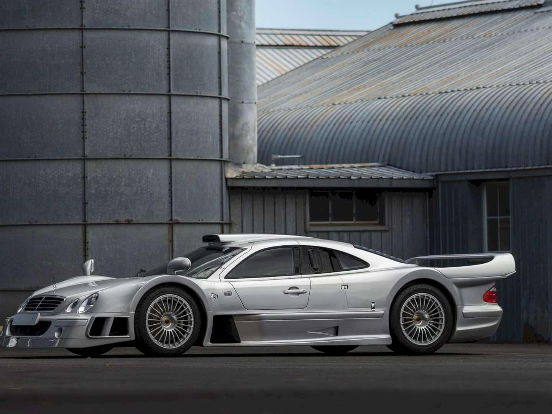 1998 Mercedes Benz Amg Clk Gtr 9