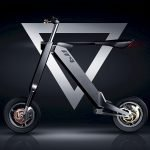 AK-1: A New Concept Design of Automatic Folding Electric Bike