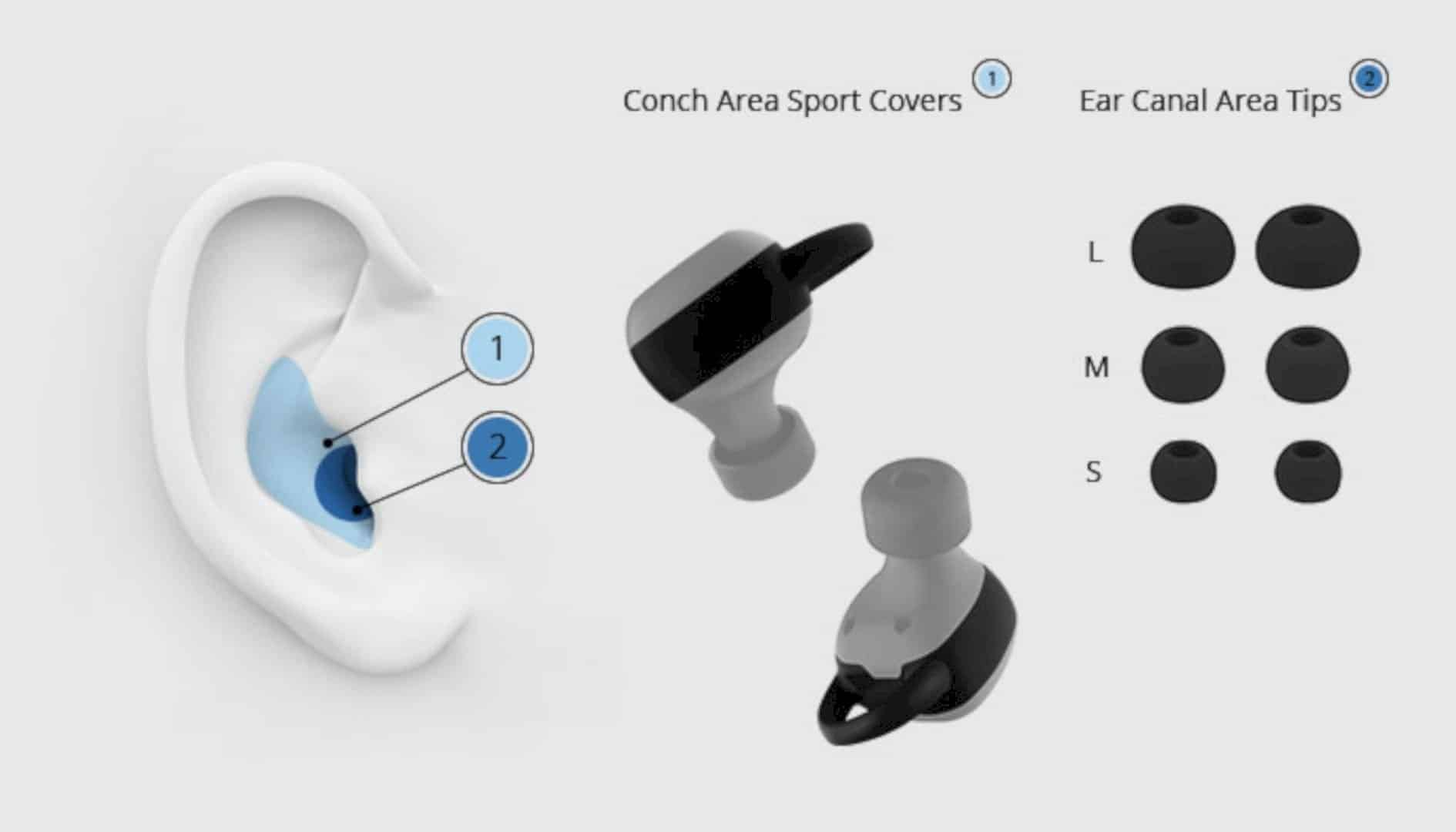 ARIA Waterproof Earbuds 11